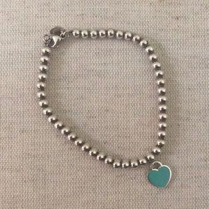 Return To Tiffany bead bracelet